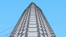 International Finance Center Zhuhai -- Construction