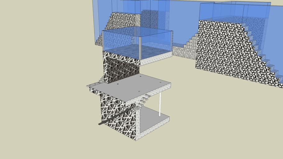 EXP2 sketchup monuments