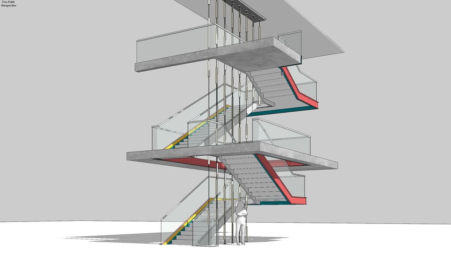 Stair - Constructed