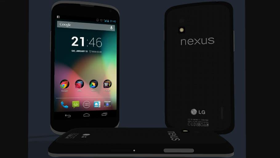 Google LG Nexus 4 (E960)