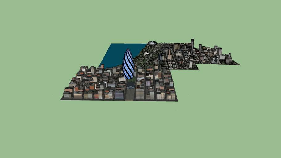 BUILDING FACADE DESIGN AR_JAFARSHAH- LONDON THE GHERKIN  AR -NORMAN FOSTER