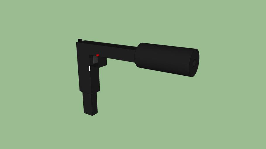 Tactical Assault Pistol