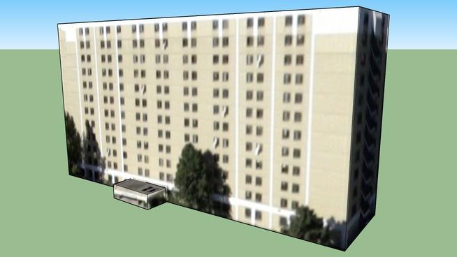 Строение по адресу Денвер, CO, USA