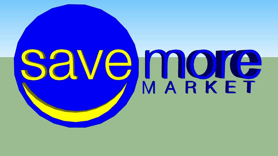 Save More Market Logo (2010-present)