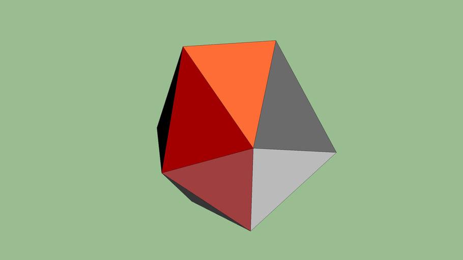 wierd triangle ball thing