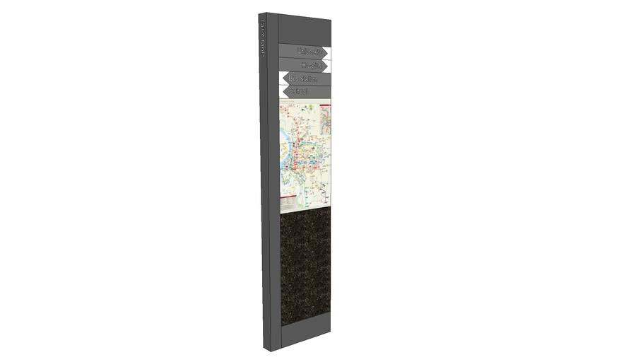 Marshalls Geo Monolith