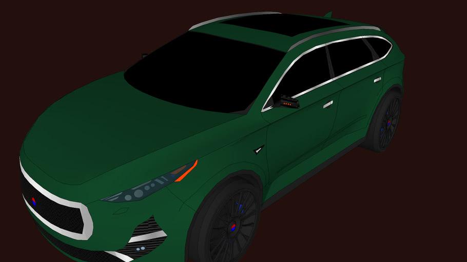 2021 Lagrange L8 Highline Final Edition (Special Paint - Verde Savana)