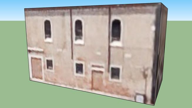 Bâtiment situé Venise, Province de Venise, Italie