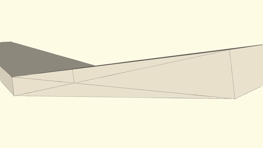 Wing light fixture