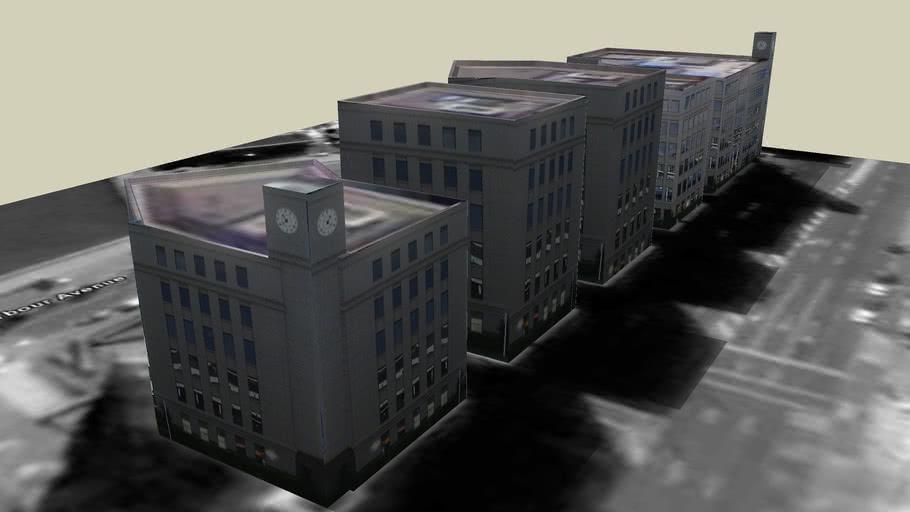 Fanshawe Street Apartments,