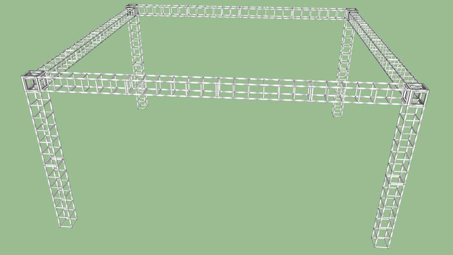 Grid trussing