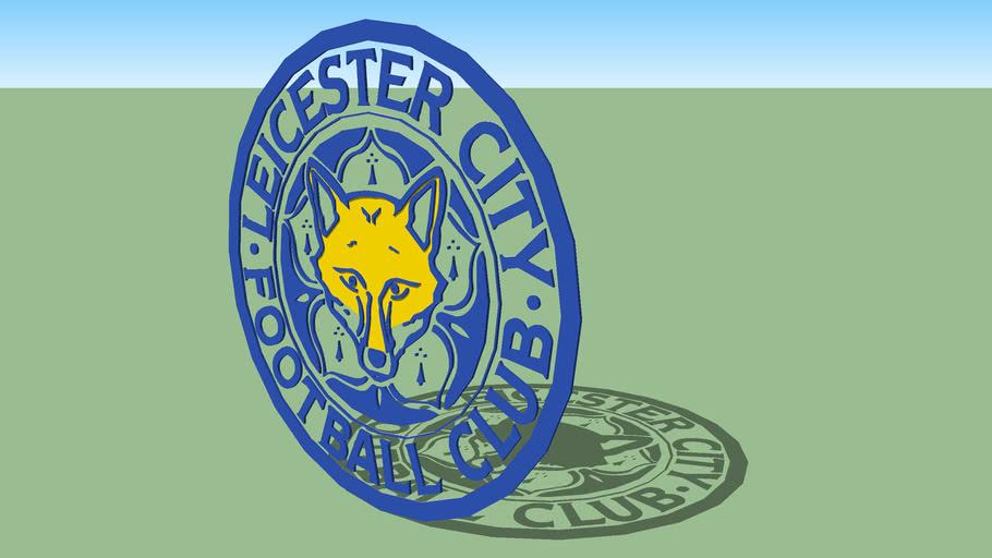 Leicester City Football Club Badge 3d Warehouse