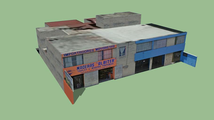 Edificio en Toluca de Lerdo