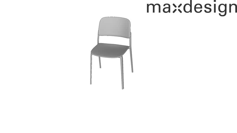 Appia Sem Braços - Max Design