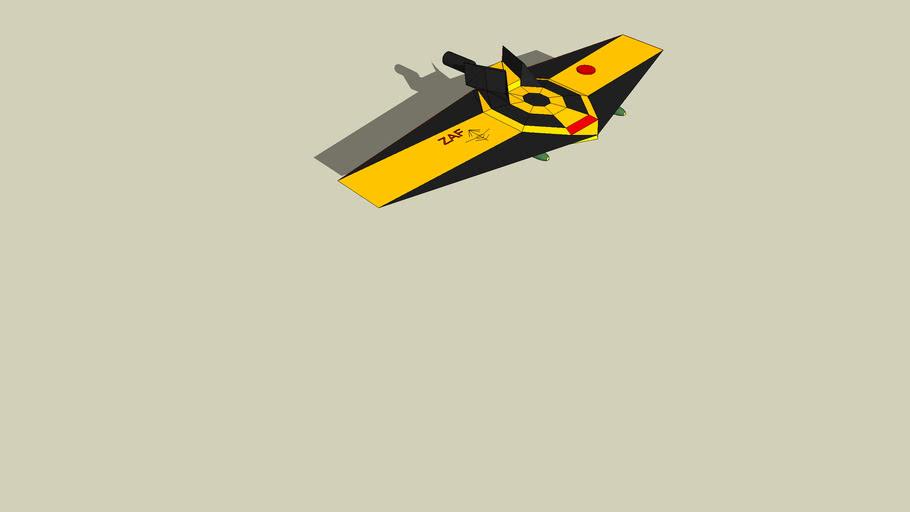 """SAF8009-QAZ12 """"Hornet"""" BOMBER NMS"""