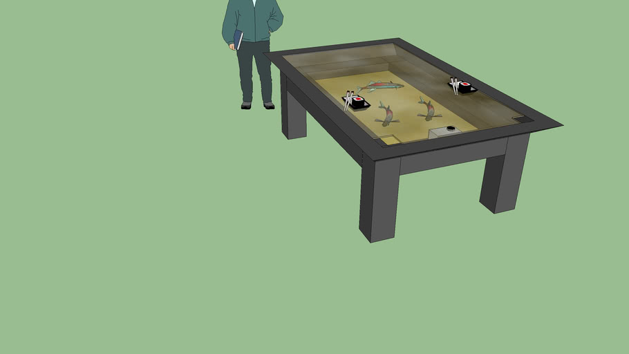 Fishtank Table