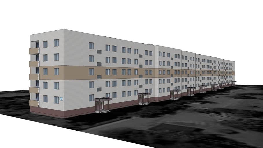 Blok nr 5 przy ul. Aleksandry