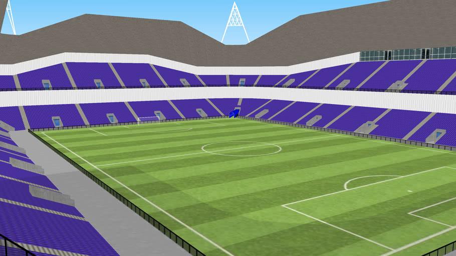 Harchester United Stadium