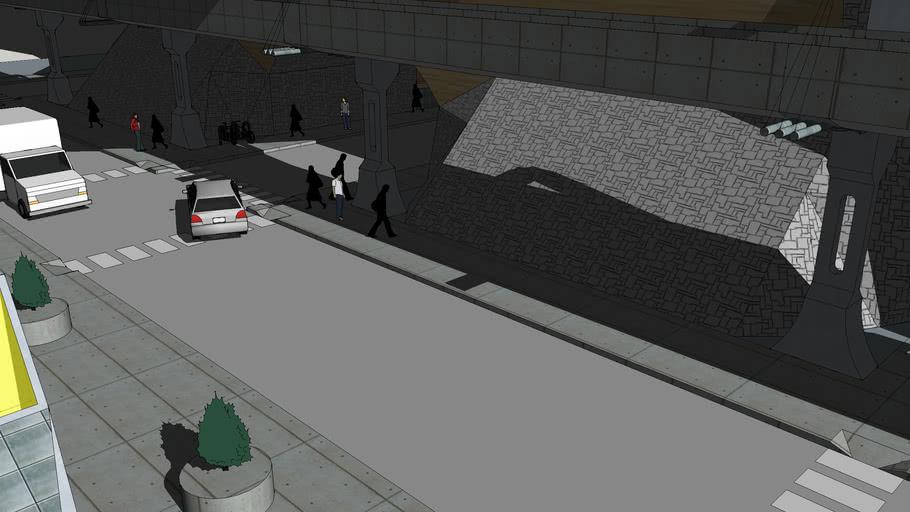 Future portland city block