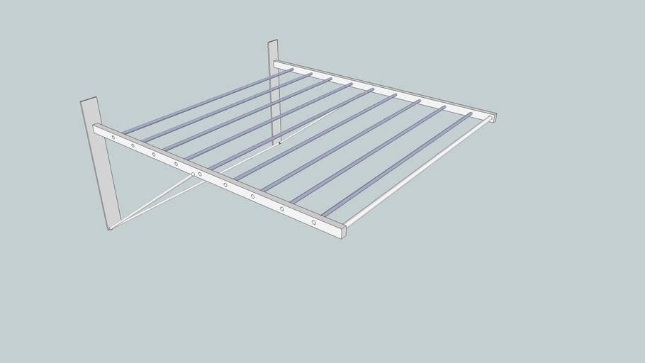 IKEA Tvatta Drying Rack