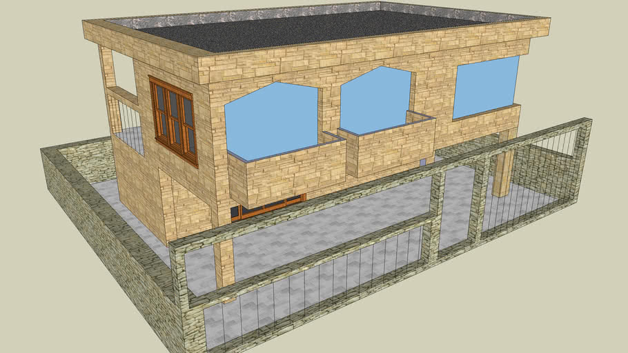 casa, house, building,