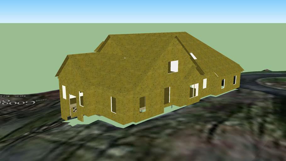 Shingle Cottage, secondary