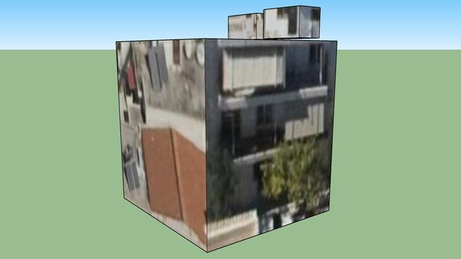 BuildingTEI5row17, Greece