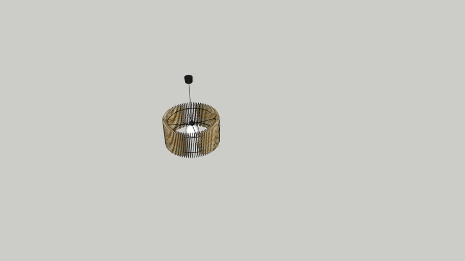 lampa sklejka wood lamp