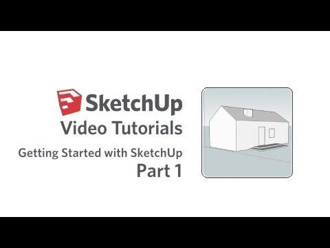 YouTube Video Tutorials   3D Warehouse