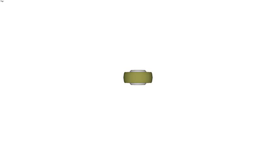 igubal� Rod Ends with slide bearing, external thread