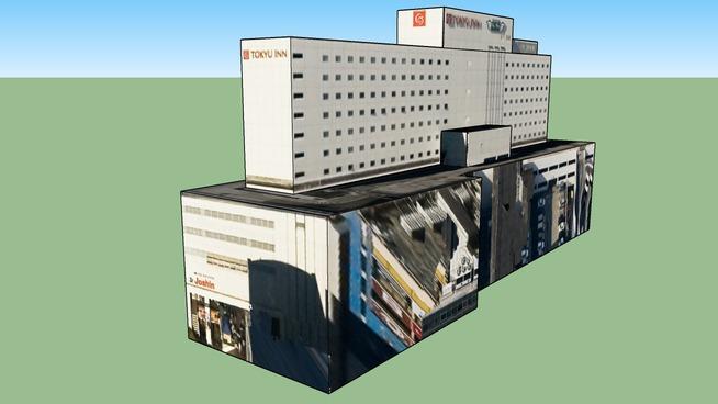 此建築物位於 日本大阪府吹田市