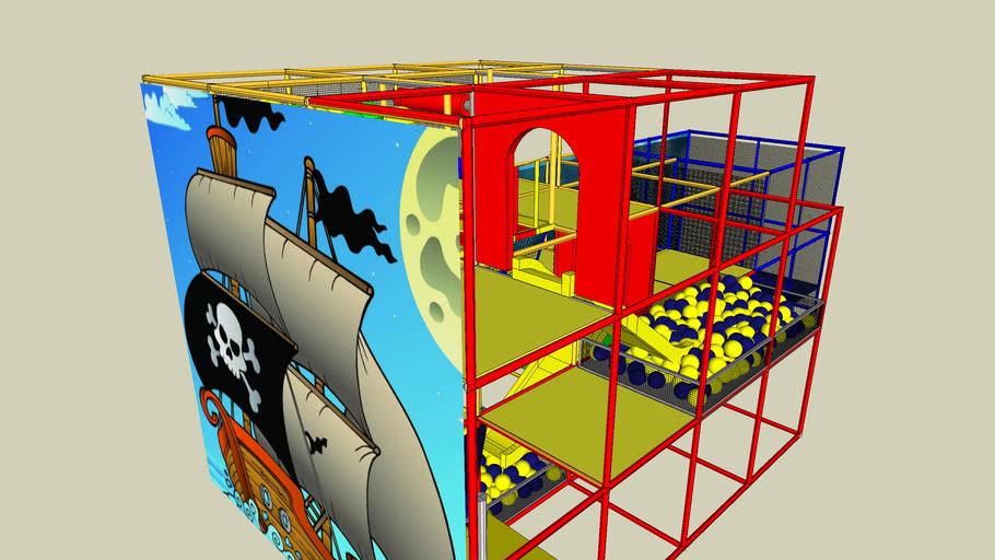 Indoor Playground project1
