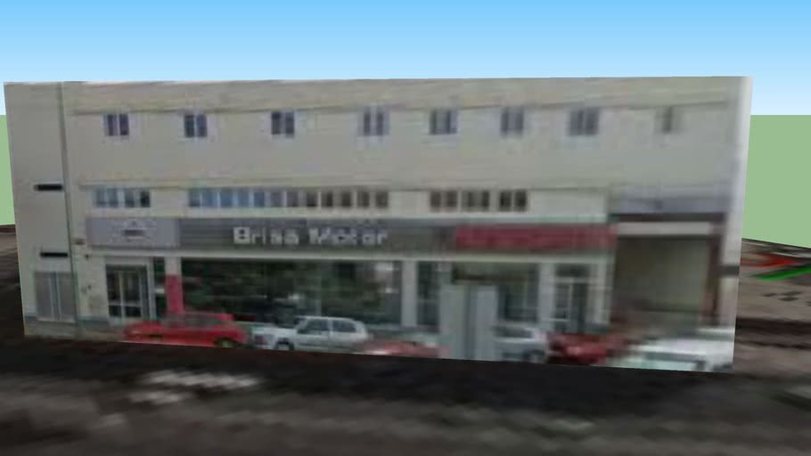 Edificio de El Sebadal