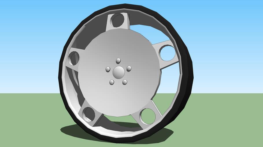 Tuning wheel