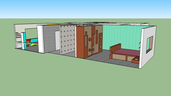 3bhk interior designing