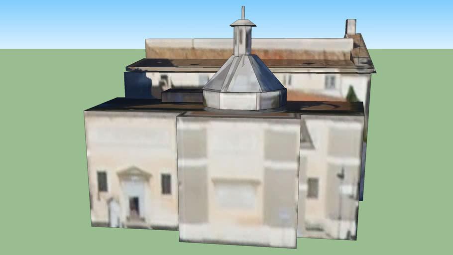 Edificio en Roma, Italia