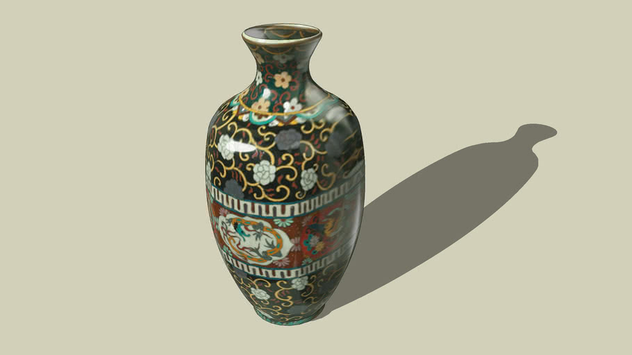 Real Chinese vase