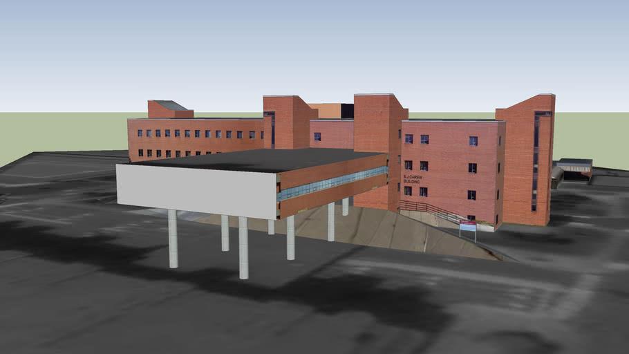 S.J.Carew Building (Engineering), Memorial University of Newfoundland