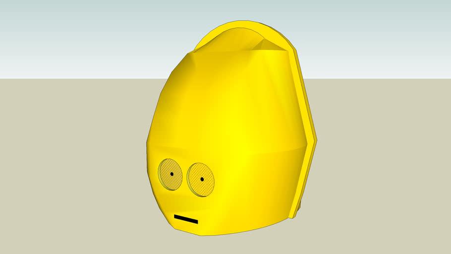 c3po head