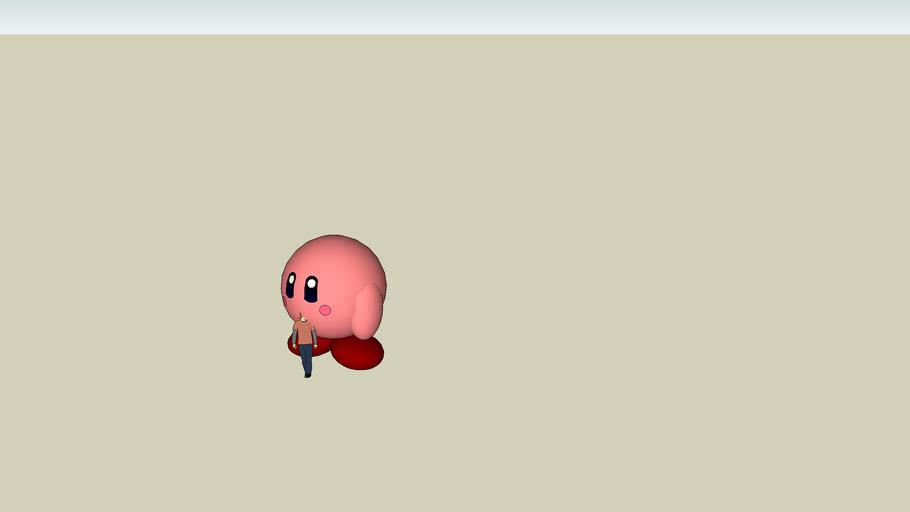 Kirby Eats Humans?????