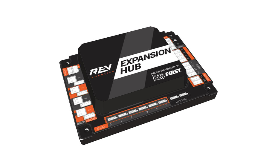 REV Robotics Expansion Hub FTC Legal