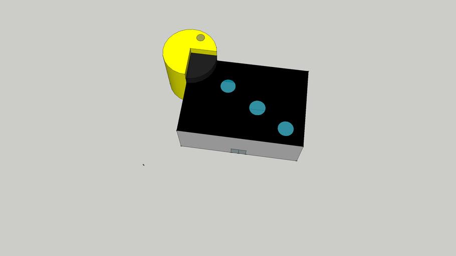 Pac Man Arcade Plan