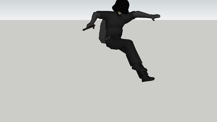 matt jumping