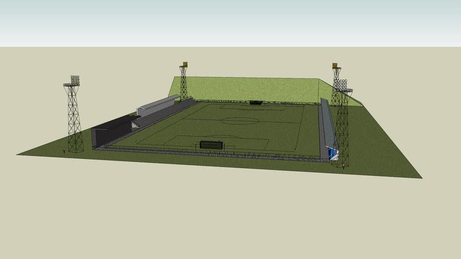 Semi- Pro Football Ground