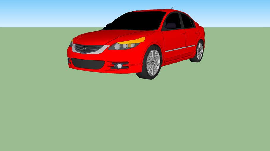 "GetA 323 ""facelift"" sedan escape"