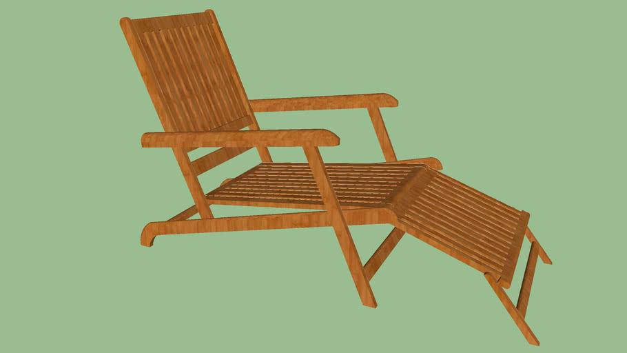 Chaise longue par jeph77