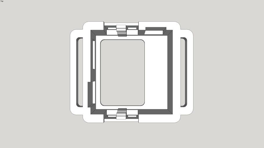 Main Case for O Watch Base Kit - (final with rounded corners)