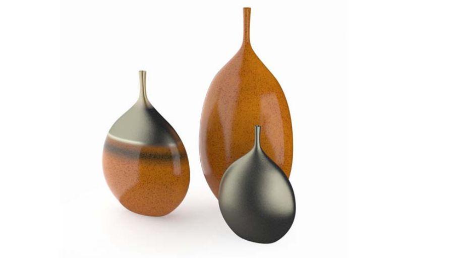 Galeras Vase Set