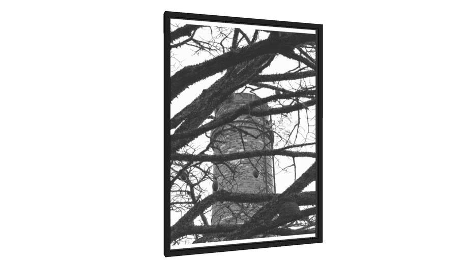 Quadro Galhos urbanos - Galeria9, por Leandro Nunes