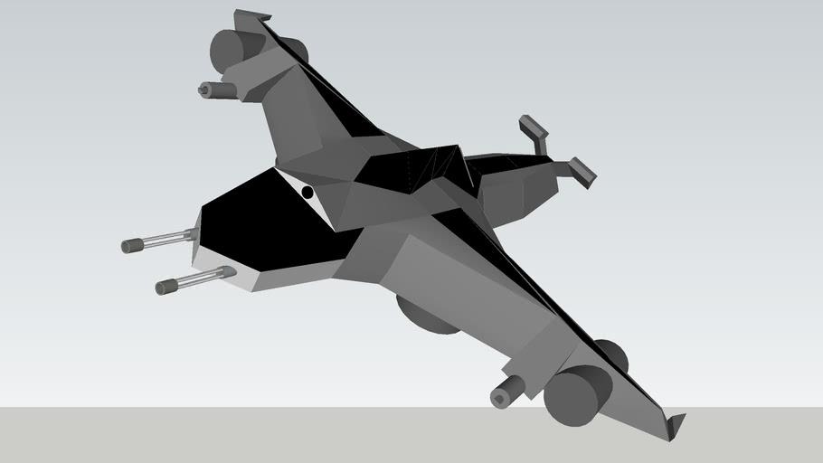 """B-98 """"Stalker"""" Fighter Jet"""